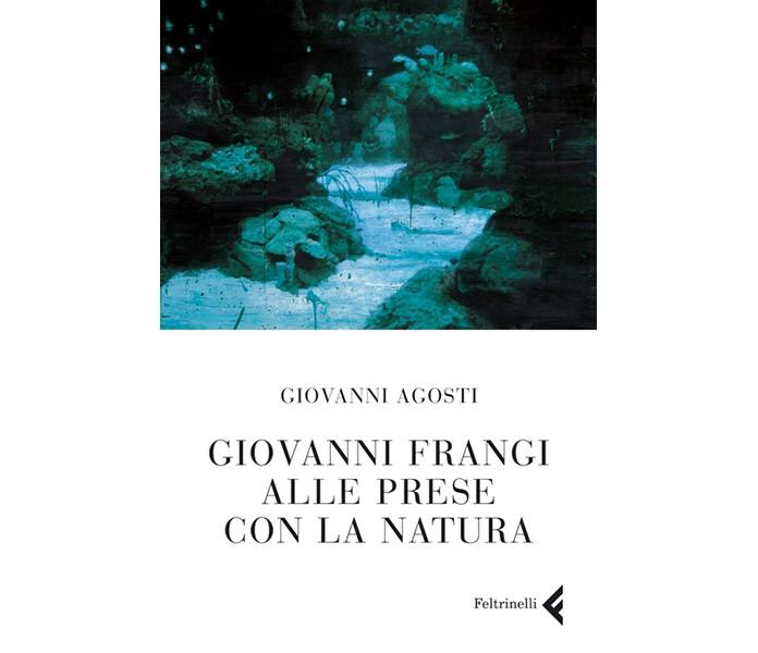 Giovanni Frangi alle prese con la natura